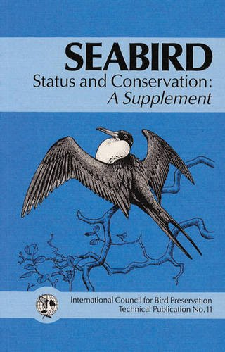 9780946888191: Seabird Status and Conservation (ICBP/Birdlife Technical Publication Series)