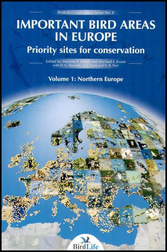 9780946888344: Important Bird Areas in Europe: Northern Europe v. 1: Priority Sites for Conservation
