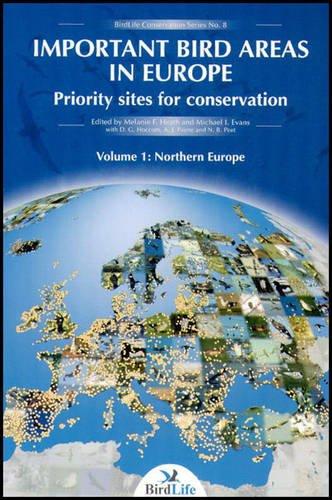 Important Bird Areas in Europe: Priority Sites: MF Heath; MI
