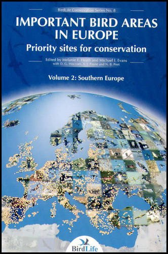 Important Bird Areas in Europe: Southern Europe