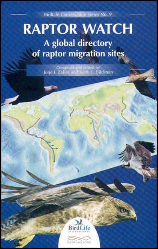 Raptor Watch: A Global Directory of Raptor: Jorje I Zalles;
