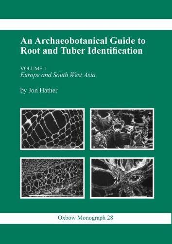 Archaeobotanical Guide to Root Tuber (Paperback): Jon G. Hather