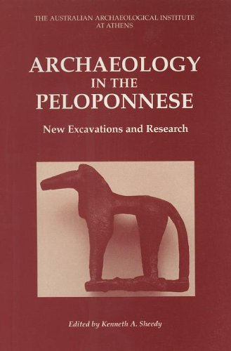 9780946897773: Archaeology in the Peloponnese: New Excavations and Research (Oxbow Monographs)