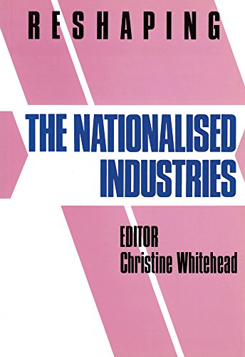 Reshaping Nationalized Industries (Reshaping the Public Sector)