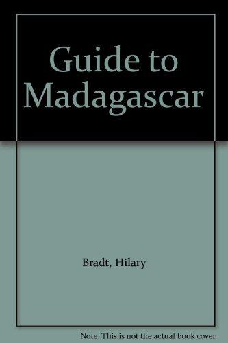 9780946983483: Guide to Madagascar