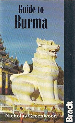 9780946983872: Guide to Burma