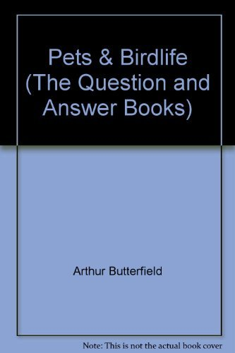 9780946994076: The Question and Answer Books : Pets & Birdlife