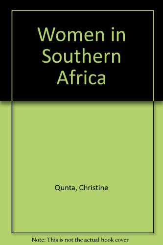 9780947009267: Women In Southern Africa