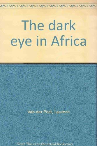 9780947042400: The dark eye in Africa