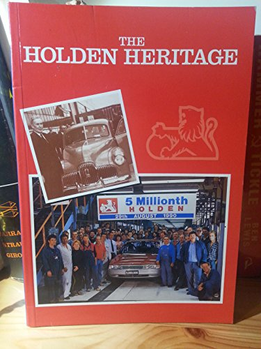 Holden Heritage, The: No Author Credited