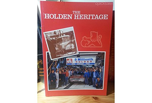 The Holden Heritage 50th anniversary edition: Davis, Tony; Kennedy,