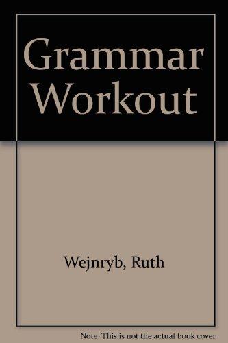 9780947103088: Grammar Workout