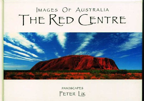 9780947163228: The Red Centre: Images of Australia