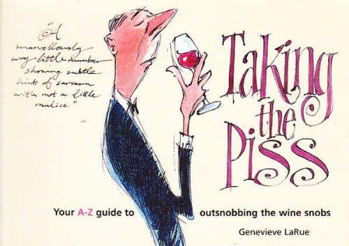 Taking the Piss: Genevieve LaRue