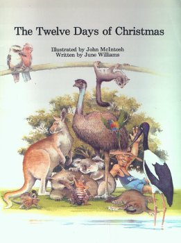 The Twelve Days of Christmas Edition: First,June: June Williams