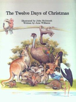 9780947163921: The Twelve Days of Christmas