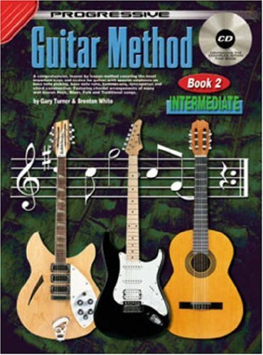 9780947183035: Progressive Guitar Method, Book 2: Intermediate