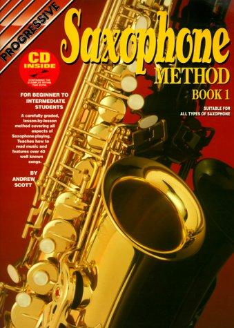 9780947183042: Saxophone Method with CD (Audio)