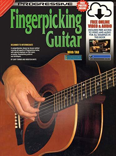 9780947183134: Fingerpicking Guitar