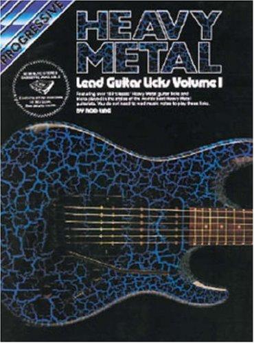 1: Progressive Heavy Metal Lead Guitar: R. Ling
