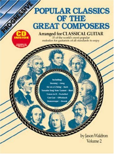 9780947183219: Progressive Popular Classics of the Great Composers Vol. 2 (Morning; Air on a G string; Toreador Song from Carmen; et. al.)