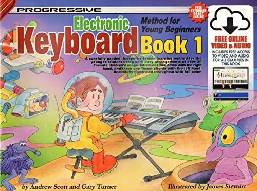 9780947183417: Young Beginner Keyboard Book 1