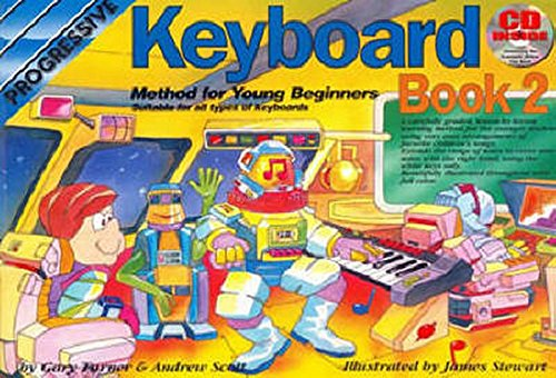 9780947183424: CP18342 - Progressive Keyboard for Young Beginners: Book 2 (Progressive Young Beginners)