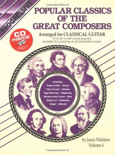 Progressive Popular Classics of the Great Composers: Jason Waldron