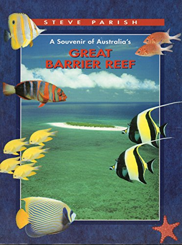 9780947263966: Souvenir of Australia's Great Barrier Reef, A