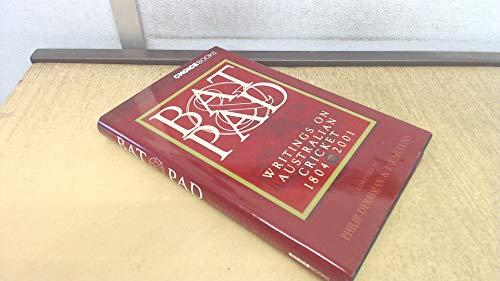 9780947277840: Bat & pad: Writings on Australian cricket, 1804-2001