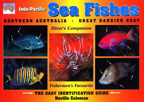 9780947325282: Indo-Pacific Sea Fishes: Northern Australia - Great Barrier Reef