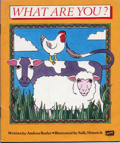 9780947328030: What are You?: Welcome to My World (Literacy Links Plus Guided Readers Emergent)