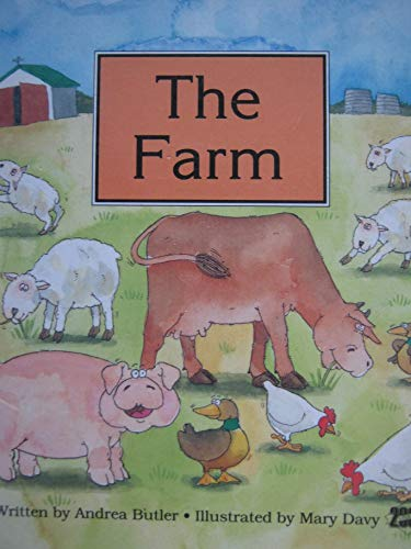 The Farm: Welcome to My World (Literacy: Andrea Butler