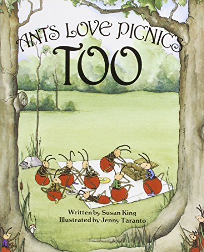 9780947328320: Ants Love Picnics Too: Food and Fun (Literacy Links Plus Guided Readers Emergent)