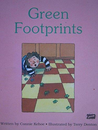 Green Footprints: Animal Antics (Literacy Links Plus: Kehoe, Connie