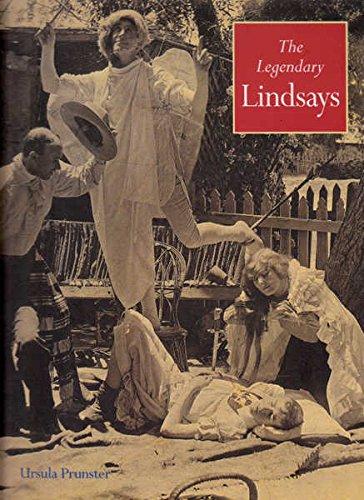 The Legendary Lindsays: Prunster, Ursula (with Helen Glad & Robert Holden)