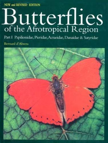 9780947352349: Butterflies of the Afrotropical Region: Papilionidae, Pieridae, Acraeidae, Satyridae Pt. 1