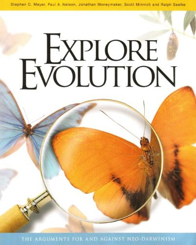9780947352516: Explore Evolution UK Edition The Arguments for and Against Neo-Darwinism