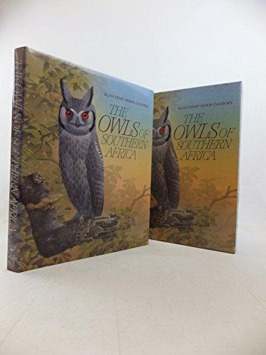 OWLS OF SOUTHERN AFRICA: Kemp, Alan and Calburn, Alan