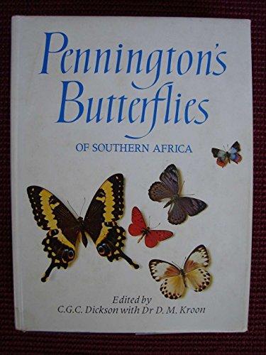 9780947430467: Pennington's Butterflies of Southern Africa