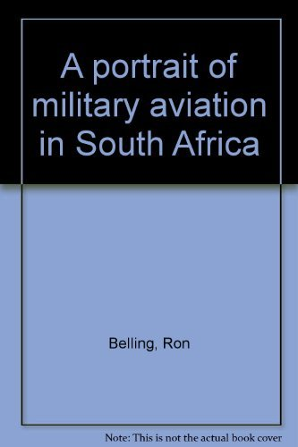 9780947458140: A portrait of military aviation in South Africa