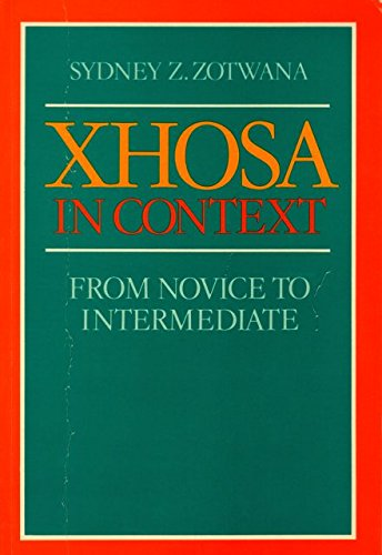 9780947461607: Xhosa in Context