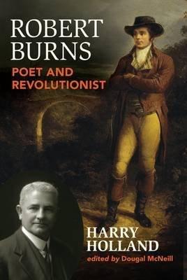 Robert Burns (Paperback): Harry Holland
