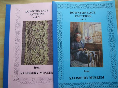 9780947535209: Downton Lace Patterns from Salisbury Museum: v. 2
