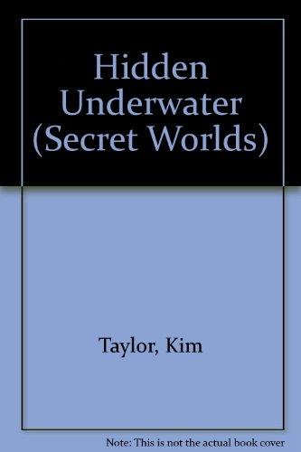 9780947553807: Hidden Underwater (Secret Worlds)