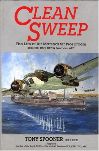 Clean Sweep [SIGNED BY IVOR BROOM.]: Spooner, Tony