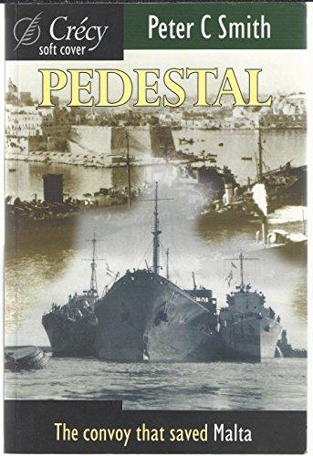 9780947554774: Pedestal: Malta Convoy of August 1942