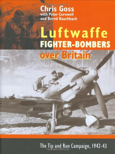 9780947554972: The Luftwaffe Fighter Bombers