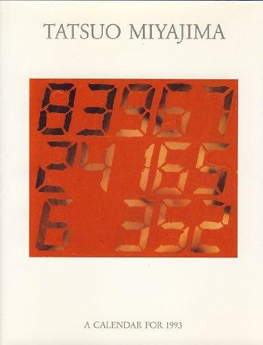 9780947564414: Tatsuo Miyajima: A Calendar for 1993