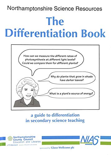 9780947590246: Differentiation Book: A Guide to Differentiation in Secondary Schools